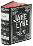 Jane Eyre (Barnes & Noble Leatherbound Classics Series) by Charlotte Bronte: Book Cover