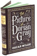 The Picture of Dorian Gray (Barnes &amp; Noble Leatherbound Classics Series) by Oscar Wilde: Book Cover