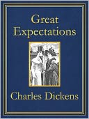 Great Expectations by Charles Dickens: NOOK Book Cover