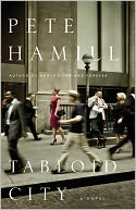 Tabloid City by Pete Hamill: Book Cover