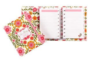 Vera Bradley Folkloric Pocket Traveler Address Book