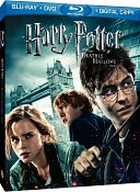 Harry Potter and the Deathly Hallows, Part 1 with Daniel Radcliffe