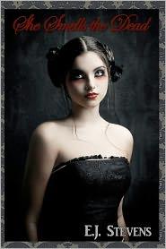 She Smells the Dead by E.J. Stevens