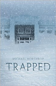 Trapped by Michael Northrop: Book Cover