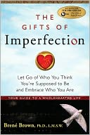 The Gifts of Imperfection by Brene Brown: NOOK Book Cover