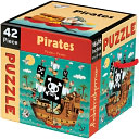 Mudpuppy 42 Piece Puzzle - Pirates by MUDPUPPY: Product Image