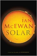 Solar by Ian McEwan: NOOK Book Cover