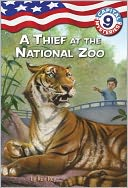 A Thief at the National Zoo (Capital Mysteries Series #9) by Ron Roy: Book Cover