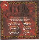 Operas Greatest Moments: CD Cover