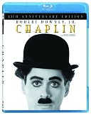 Chaplin with Robert Downey Jr.