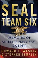 SEAL Team Six by Howard E. Wasdin: Book Cover