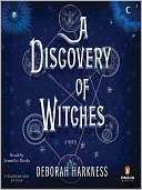 A Discovery of Witches (All Souls Trilogy #1) by Deborah Harkness: Audio Book Cover