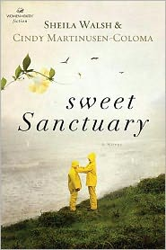 Sweet Sanctuary by Sheila Walsh: Book Cover