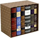 Classic Novels Boxed Set (Barnes &amp; Noble Leatherbound Classics Series) by Sterling Publishing Co., Inc.: Book Cover