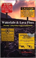 Waterfalls &amp; Lava Floes by Mark Finnemore: NOOK Book Cover