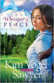 A Whisper of Peace by Kim Vogel Sawyer: Book Cover