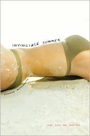Invincible Summer by Hannah Moskowitz: Book Cover