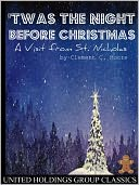 'Twas the Night before Christmas by Clement C. Moore: NOOK Book Cover