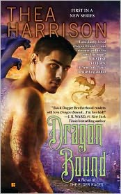 Dragon Bound (Elder Races Series #1) by Thea Harrison: Book Cover