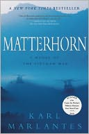 Matterhorn by Karl Marlantes: Book Cover