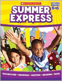 Summer Express 5-6 by Scholastic: Book Cover
