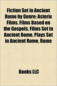 BARNES & NOBLE | Fiction Set in Ancient Rome by Genre: Asterix ...