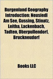 Burgenland Geography | RM.