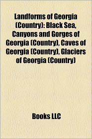 BARNES & NOBLE | Landforms of Georgia (Country): Black Sea ...