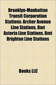 Brooklyn Manhattan Transit Corporation | RM.
