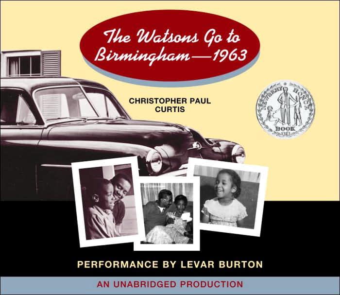 watsons go to birmingham 1963. The Watsons Go to Birmingham - 1963