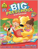 Big Preschool Workbook (Big Get Ready Books Series) by Barbara Gregorich: Book Cover