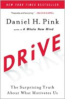 Drive by Daniel H. Pink: Book Cover