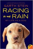 Racing in the Rain by Garth Stein: Book Cover