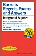 Integrated Algebra by Lawrence S. Leff M.S.: Book Cover