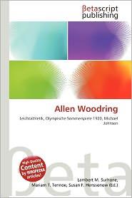 BARNES & NOBLE | Allen Woodring by Lambert M. Surhone | Paperback