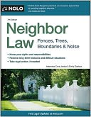 download Neighbor Law : Fences, Trees, Boundaries & Noise book