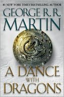 A Dance with Dragons (A Song of Ice and Fire #5) by George R. R. Martin: Book Cover