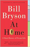 At Home by Bill Bryson: Book Cover
