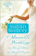 A Marcelli Wedding by Susan Mallery: Book Cover