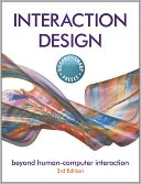 Interaction Design by Yvonne Rogers: Book Cover