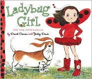 Ladybug Girl by David Soman: Book Cover