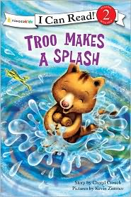 Troo Makes a Big Splash by Cheryl Crouch: Book Cover