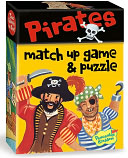 Pirates Match Up Game + Puzzle by Peaceable Kingdom: Product Image
