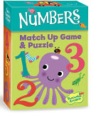 Numbers Match Up Game + Puzzle by Peaceable Kingdom: Product Image