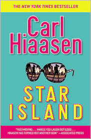 Star Island by Carl Hiaasen: Book Cover