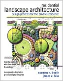 Residential Landscape Architecture by Norman K. Booth: Book Cover