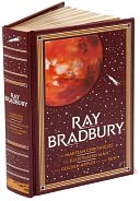 The Martian Chronicles/The Illustrated Man/The Golden Apples of the Sun (Barnes & Noble Leatherbound Classics) by Ray Bradbury: Book Cover