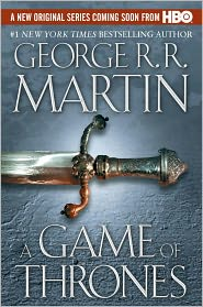 A Game of Thrones (A Song of Ice and Fire #1) by George R. R. Martin: Book Cover