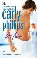 Hot Item by Carly Phillips: NOOK Book Cover