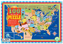 This Land is Your Land 100 Piece Puzzle by eeBoo: Product Image